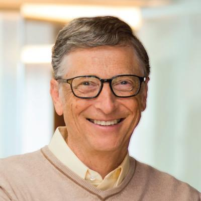 Bill Gates - Famous Personalities  Shih Tzu