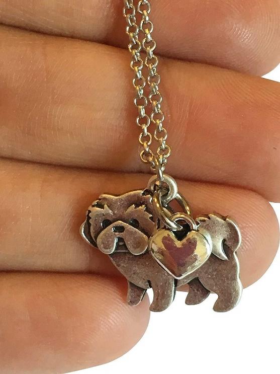 Shih Tzu Themed Jewelry