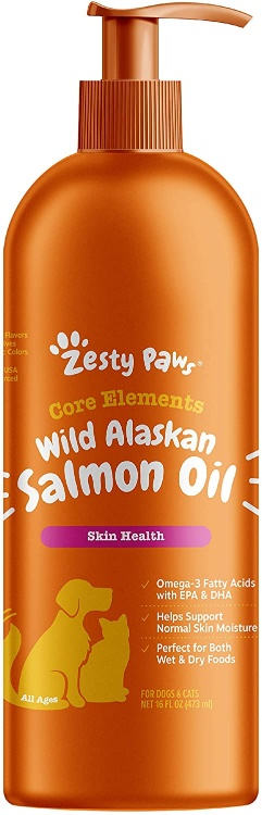 shih tzu fish oil