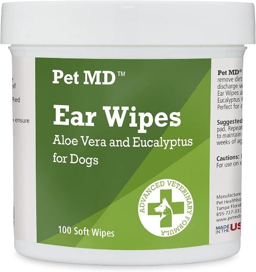 Shih Tzu Ear Wipes